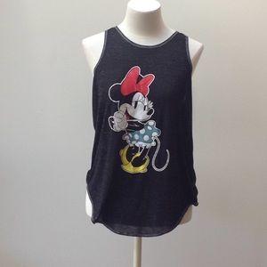 Disney Minnie Mouse Sleeveless Tank Top